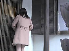Hottest Japanese girl in Amazing Teens JAV scene