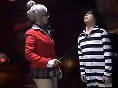 prison school cosplay