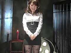 Hottest Japanese girl in Crazy Slave, Amateur JAV clip