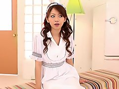 Slutty Misato Matsu is getting banged and creampied